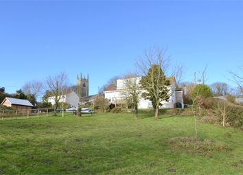 Thumbnail 4 bed detached bungalow for sale in Gorran, St. Austell