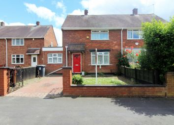 Thumbnail 2 bed semi-detached house for sale in Gilbert Close, Wolverhampton