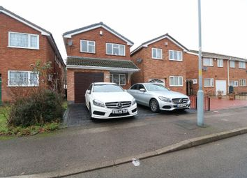 Thumbnail 3 bed detached house for sale in Andrew Gardens, Handsworth, West Midlands