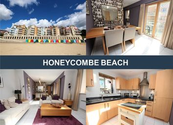 Thumbnail 2 bed flat for sale in Honeycombe Beach, Honeycombe Chine, Boscombe Spa, Bournemouth, Dorset