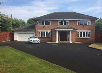 Thumbnail 4 bed detached house for sale in Moss Side, Formby, Merseyside, England