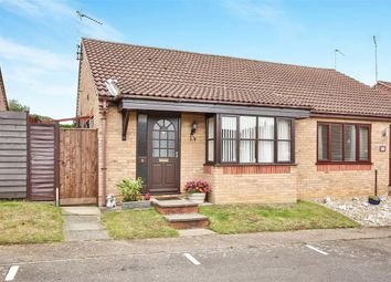Thumbnail 2 bed semi-detached bungalow for sale in Green Court, Fakenham