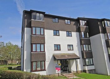 Thumbnail 2 bedroom flat for sale in Vaughan Close, Plymouth
