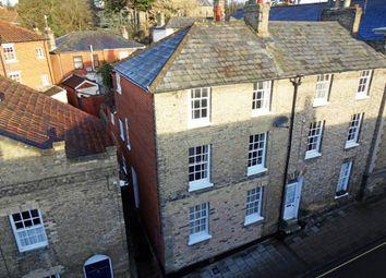 Thumbnail 4 bed town house for sale in St. John's Street, Woodbridge