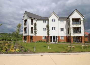 Thumbnail 2 bed flat for sale in Nickolls Road, Hythe