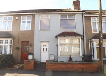Thumbnail 3 bed terraced house for sale in Featherstone Road, Fishponds, Bristol