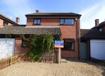 Thumbnail 3 bedroom detached house for sale in Lammas Road, Tasburgh
