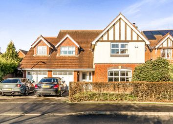 Thumbnail 4 bed detached house for sale in Gresham Way, Sale