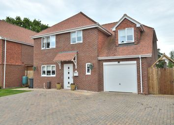 Thumbnail 4 bed detached house for sale in Wedgewood Way, Waterlooville