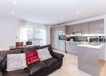 Thumbnail 2 bed flat for sale in Birch Walk, Aspen Place, Bushey Heath