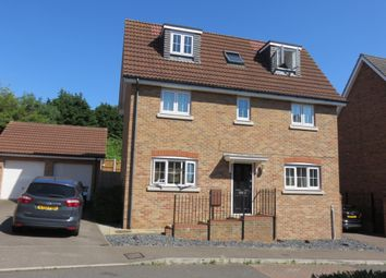 Thumbnail 5 bed detached house for sale in Weymouth Drive, Chafford Hundred, Grays