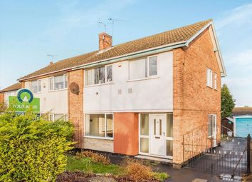 Thumbnail 3 bed semi-detached house for sale in Cranleigh Gardens, Adwick-Le-Street, Doncaster