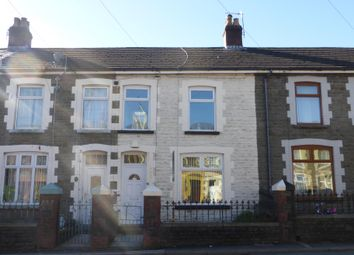 Thumbnail 3 bed terraced house to rent in Glanville Terrace, Maerdy, Ferndale