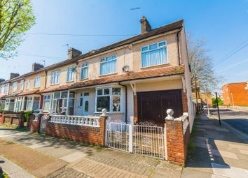 Thumbnail 5 bedroom end terrace house for sale in Johnstone Road, East Ham