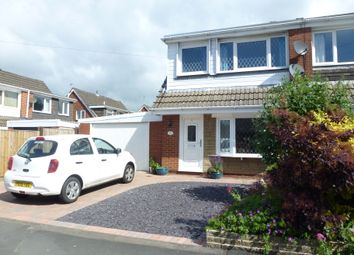 Thumbnail 3 bed semi-detached house for sale in Elmwood Avenue, Leyland