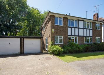 Thumbnail 3 bedroom semi-detached house for sale in Nugents Court, St. Thomas Drive, Pinner