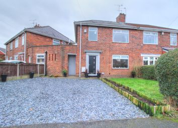 Thumbnail 3 bed semi-detached house for sale in Newnham Drive, Ellesmere Port