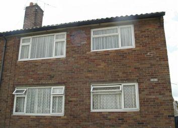 Thumbnail 1 bed flat to rent in Hallcroft Gardens, Newport, Shropshire