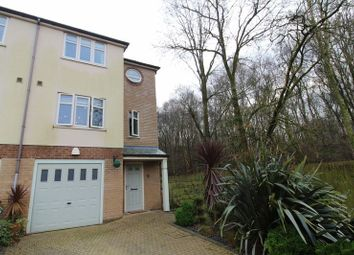 Thumbnail 4 bed town house for sale in Village Place, Leigh