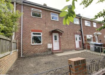 Thumbnail 3 bed terraced house for sale in Rutland Place, Moorside, Consett