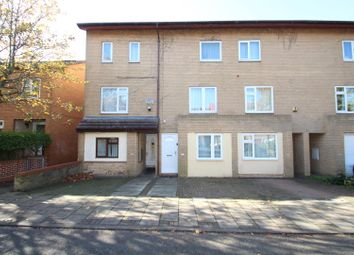 Thumbnail 4 bed town house for sale in Polruan Place, Fishermead, Milton Keynes
