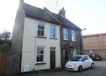 Thumbnail 2 bed semi-detached house to rent in Bridge Place, Watford