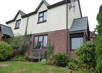 Thumbnail 3 bed semi-detached house for sale in The Smithy, Devauden, Chepstow