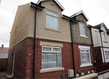 Thumbnail 2 bed semi-detached house for sale in Ansdell Road, Doncaster