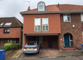 Thumbnail 2 bedroom semi-detached house for sale in Ethel Road, Norwich