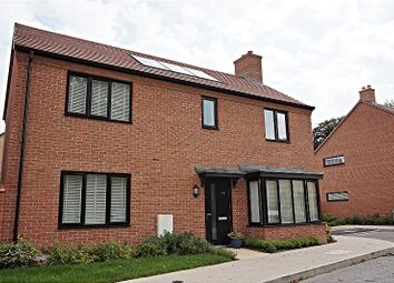 Thumbnail 4 bed detached house for sale in Hawley Drive, West Malling