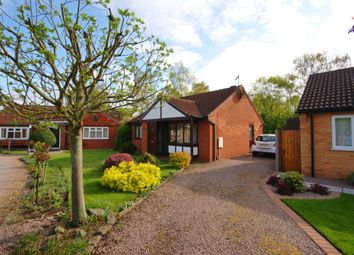 Thumbnail 2 bed detached bungalow to rent in Worcester Close, Lincoln