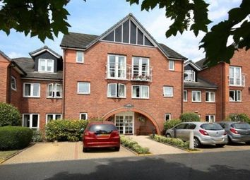 Thumbnail 2 bed maisonette for sale in Wright Court, London Road, Nantwich, Cheshire