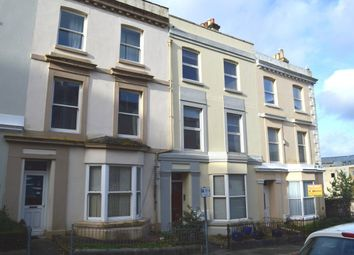Thumbnail 2 bed flat to rent in St. James Place West, Plymouth