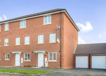 Thumbnail 4 bedroom end terrace house for sale in Anglian Way, Stoke, Coventry