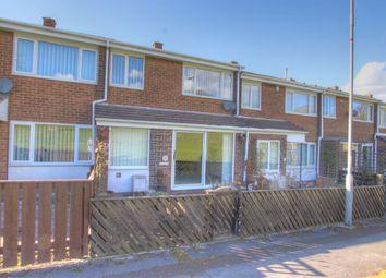 Thumbnail 3 bed terraced house for sale in Coleridge Gardens, Dipton, Stanley