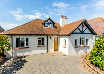 Thumbnail 4 bed detached bungalow for sale in Chailey Avenue, Rottingdean, Brighton