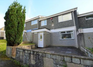 Thumbnail 3 bed terraced house for sale in Coppice Gardens, Plymouth, Devon