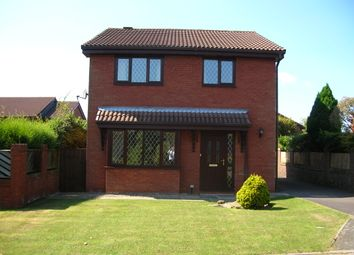 Thumbnail 4 bed detached house to rent in Appley Close, Appley Bridge