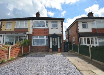 Thumbnail 3 bedroom semi-detached house for sale in Newfield Drive, Crewe