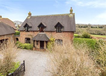 Thumbnail 4 bedroom detached house for sale in Middle Road, Lytchett Matravers, Dorset
