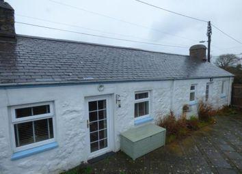 Thumbnail 2 bed detached house for sale in Mynytho, Gwynedd