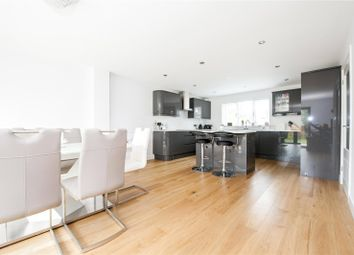 Thumbnail 3 bed detached house for sale in Cardens Road, Cliffe Woods, Strood, Kent