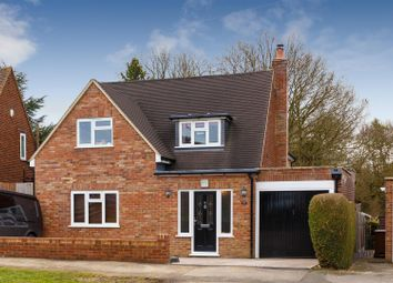 Thumbnail 4 bed detached house for sale in Hawthorn Hill, Letchworth Garden City