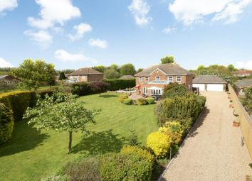 Thumbnail 5 bed detached house for sale in Bekesbourne Lane, Littlebourne, Canterbury
