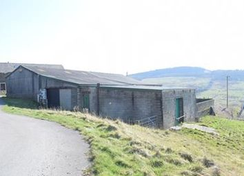 Thumbnail Land for sale in The Barn, Lower Doghill Farm, Grains Road, Oldham, Lancashire