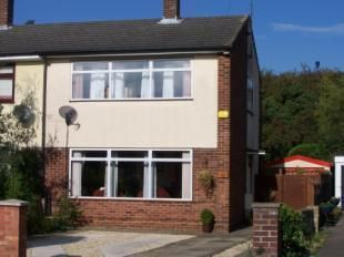 Thumbnail 3 bedroom semi-detached house to rent in Maple Road, Bicester
