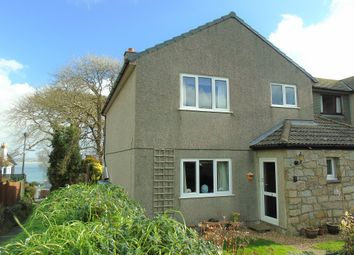 Thumbnail 3 bed detached house for sale in Boskernick Close, Newlyn, Penzance, Cornwall.