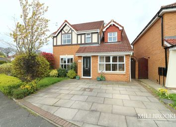 Thumbnail 4 bedroom detached house to rent in Amberhill Way, Boothstown