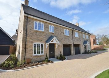 Thumbnail 4 bed semi-detached house for sale in Creslow Way, Stone, Aylesbury