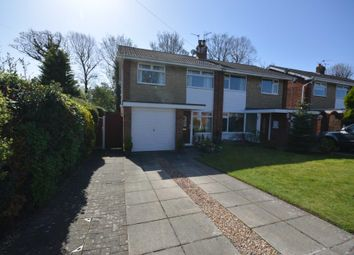 Thumbnail 3 bed semi-detached house for sale in Inley Road, Spital, Wirral
